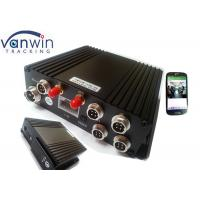 China H.264 4Ch SD GPS Vehicle 4G Mobile DVR Mobile Digital Video Recorder wholesale