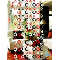 China CU119 For Home Decor Frosted Tubular Motor Curtain wholesale