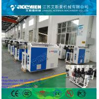 China PVC Glazed Tile Making Extrusion Machine/pvc plastic roof tile extrusion line/pvc imitation tile making machine wholesale