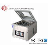 China Grocery Store Vegetable Chamber Vacuum Packing Machine 20 M3 / H Strong Enough wholesale