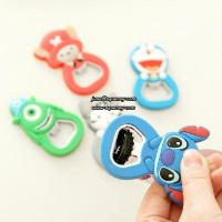 China Custom silicone bottle opener Cute Animal wholesale