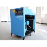 China Industrial Small Direct Driven Air Compressor , Screw Type Lubricated Air Compressors 8bar 9kW wholesale