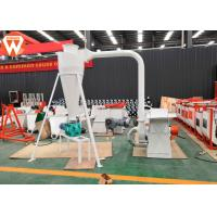 Buy cheap Small Farm Hammer Mill Animal Feed Crusher Feed Grinder Equipment 200 - 500kg/H from wholesalers