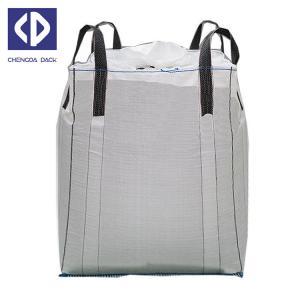 China Waterproof Big 1 Ton Woven Polypropylene Bags Fibc Jumbo Bags For Storage on sale