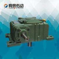 China Hydraulic Motor WPX Worm Gear Speed Reducer Gearbox With Variable Speed wholesale