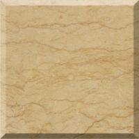 China Natural Marble , Marble Stone ,Sunny Yellow Marble Tiles ,Beige Marble 300x300x20mm on sale