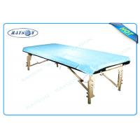 Buy cheap Surgical Non Woven Bed Sheets Apply on Hospital Exam Tables or Stretchers from wholesalers