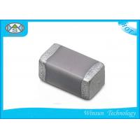 China Common Low Frequency Ferrite Bead Inductor Gray With Higher Impedance on sale