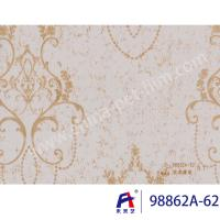 Quality Waterproof Scraping PVC Decorative Film Meet International Non Toxic Standard for sale