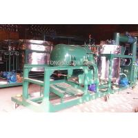 China Multifunction Waste Oil Refining Equipment , Used Lube Oil Re Refining Plant wholesale