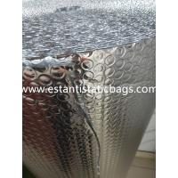 China REFLECTIVE Aluminium Foil Radiant Heat Barriers rolls 1.2m by 40m wholesale