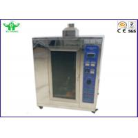China High Precision 50 ℃ ~ 960 ℃ Glow Wire Testing Machine with IEC 60695-2 wholesale