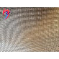 China 500 Micron 316L Stainless Steel Wire Mesh Screen For Filters Long Using Life on sale