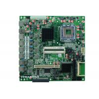 China 6 Gigabit LAN Industrial Firewall Mainboard Support Intel® LGA771 Xeon Processor wholesale