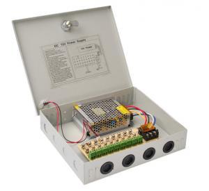 China Switching European / US CCTV Power Supplies , External AC DC Power Supply wholesale