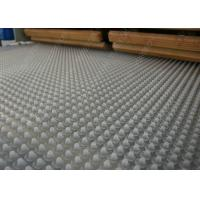 China Dimpled Drainage Board Production Machine Line With Waterproof Non Woven Geotextile on sale