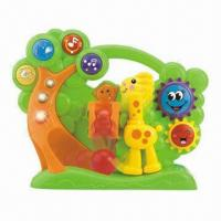 China Baby's Toys with 43.8 x 12.7 x 29.3cm Box Size wholesale