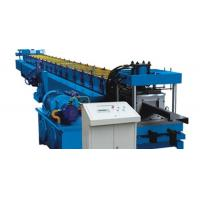 China Roofing Panel C Channel Roll Forming Machine , C Purlin Forming Machine  wholesale