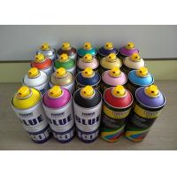 China Fading Resistant Graffiti Matte Spray Graffiti Spray Paint 2000 Customized Colors Optional wholesale