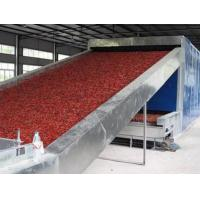 China What is the difference between natural air-dried chili and dried chili? wholesale
