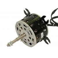 China 1350RPM / 100w Axial Fan Motor Single Phase Motors For Air Conditioner , 115V 6 Poles wholesale