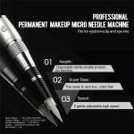 China Easy Operated TKL Permanent Eyebrow Tattoo Machine Power DC 3~4.5V MAX 400mA wholesale