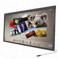 China 42-inch multi-touch frame/screen for multi-display, advertising, conference, bank and event wholesale