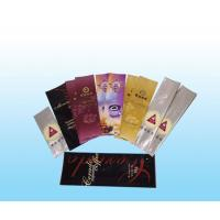 China PE Side Gusset Coffee Packaging Bags Glossy Finish Colorful Printing wholesale