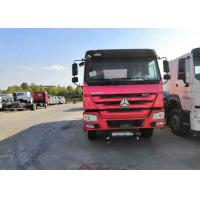 China 10 Tons 4 * 2 Light Duty Dump Truck , Diesel Fuel Delivery Truck With High Safety wholesale