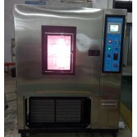 China Accelerated Circulation System Climatic Uv  Xenon Aging Test Chambers 280-400nm High Temperature Aging Chamber wholesale