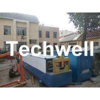 China Mic - 120 K Span Arched Roof Panel Roll Forming Machine For 0.8 - 1.5mm Thickness Sheet wholesale