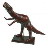 China Dinosaur / Diplodoucus Animal Manikin Wooden Artist Model Chinese Juniper Material wholesale