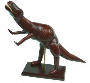 China Dinosaur / Diplodoucus Animal Manikin Wooden Artist Model Chinese Juniper Material wholesale