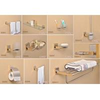 China Bathroom Accessory Gold Brush wholesale