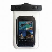China IPX8 Waterproof Bag for iPhone 4/4S, Samsung i9100 and Other Smart Phones within 4.5-inch Screen wholesale