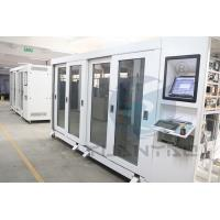China Double Column Tensile Testing Machine Computer Type For Motor Drive System wholesale