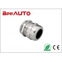 China Brass / Aluminum PG Cable Gland  IP68 For Wires Connector Stainless Steel UL Certificate wholesale