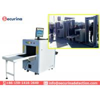 China 5030A Pseudo Color Image X Ray Baggage Scanner Machine With 80KV Generator on sale