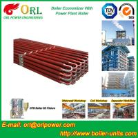 China Power Station Boiler Electric Water Boiler Spare Part LPG Industry Boiler Economiser wholesale