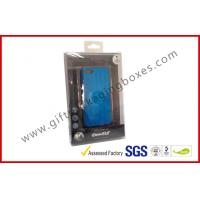 China PVC / PET Plastic Clamshell Packaging ,CMYK Printing Iphone Case Box wholesale