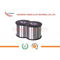China 0.025Mm Bright Spool NiCr Alloy NiCr80/20 Wire for Household Appliances Hair Drier wholesale