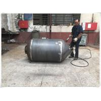 Quality Carbon Steel Vertical / Horizontal Air Receiver Extra Replacement Tank For Air Compressor for sale