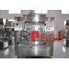Quality Vertical Liquid Filling Machinery , 30 - 60 Bottles/min Cleanser Liquid Filler Machine for sale