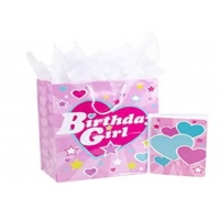 China Kids birthday bag with special logo and beautiful printing wholesale