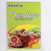 China Household Using PET Plastic Oven Cooking Bread Roasting Bags wholesale
