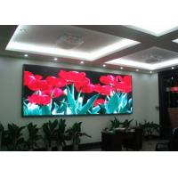 China Custom Large LED Screen RGB Indoor Advertising LED Display For Exhibition wholesale