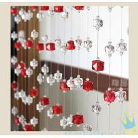 China CU172 Crystal Beautiful Gifts Curtain For The Blind wholesale