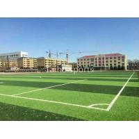 China Crumb Rubber Foam Shock Pad Artificial Grass Shock Absorbing For Football Court on sale