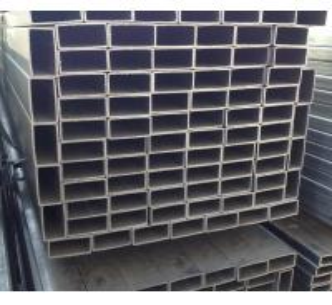 China ERW ASTM A519 Carbon Steel Rectangular Tube Steel / Box Tube Steel wholesale