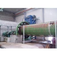 China High Efficiency AAC Dry / Wet Grinding Ball Mill Machine For Lime Powder wholesale